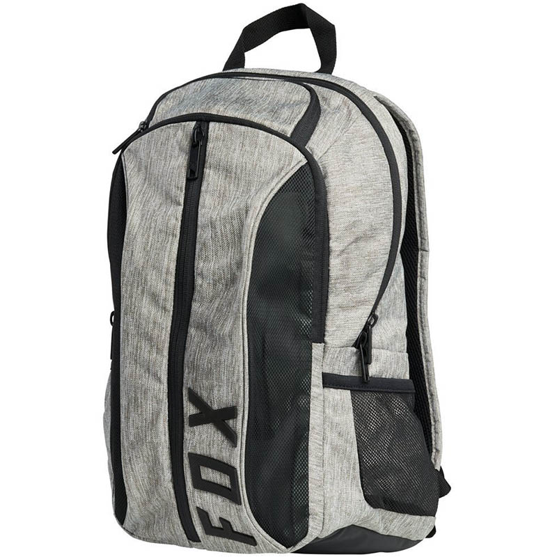 Fox - Fusion Backpack Heather Black рюкзак, черный