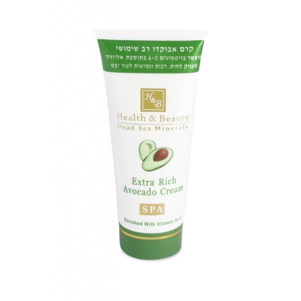 Антивозрастной укрепляющий универсальный крем Авокадо Health & Beauty (Хелс энд Бьюти) 100 мл