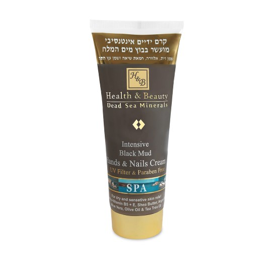 Интенсивный крем для рук с грязью Мертвого моря Health & Beauty (Хэлс энд Бьюти) 200 мл