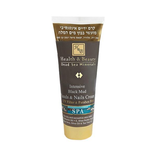 Интенсивный крем для тела с грязью Мертвого моря Health & Beauty (Хелс энд Бьюти) 200 мл