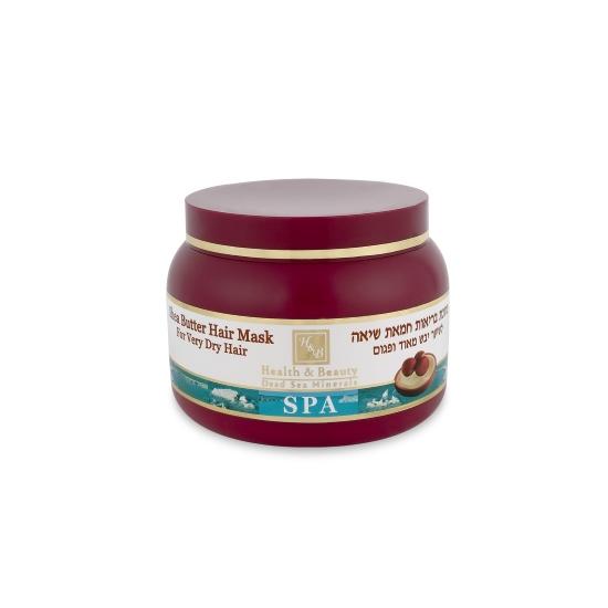 Маска для волос на основе масла Ши Health & Beauty (Хэлс энд Бьюти) 250 мл