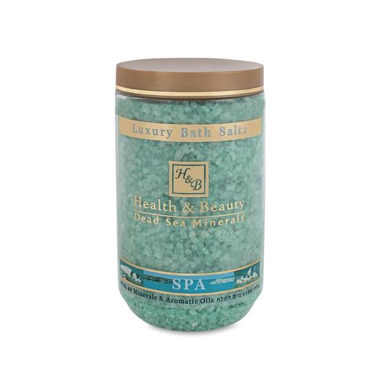 Соль Мертвого моря для ванны Яблоко Health & Beauty (Хэлс энд Бьюти) 1200 г