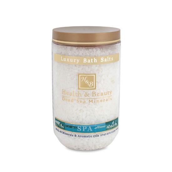 Соль Мертвого моря для ванны Магнезия Health & Beauty (Хэлс энд Бьюти) 1200 г