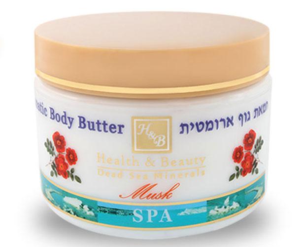 Ароматическое масло для тела Мускус Health & Beauty (Хелс энд Бьюти) 350 мл