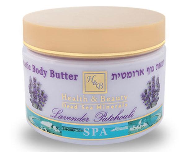 Ароматическое масло для тела Лаванда-Пачули Health & Beauty (Хелс энд Бьюти) 350 мл