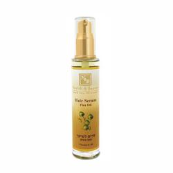 Сыворотка для волос с льняным маслом Health & Beauty (Хелс энд Бьюти) 50 мл
