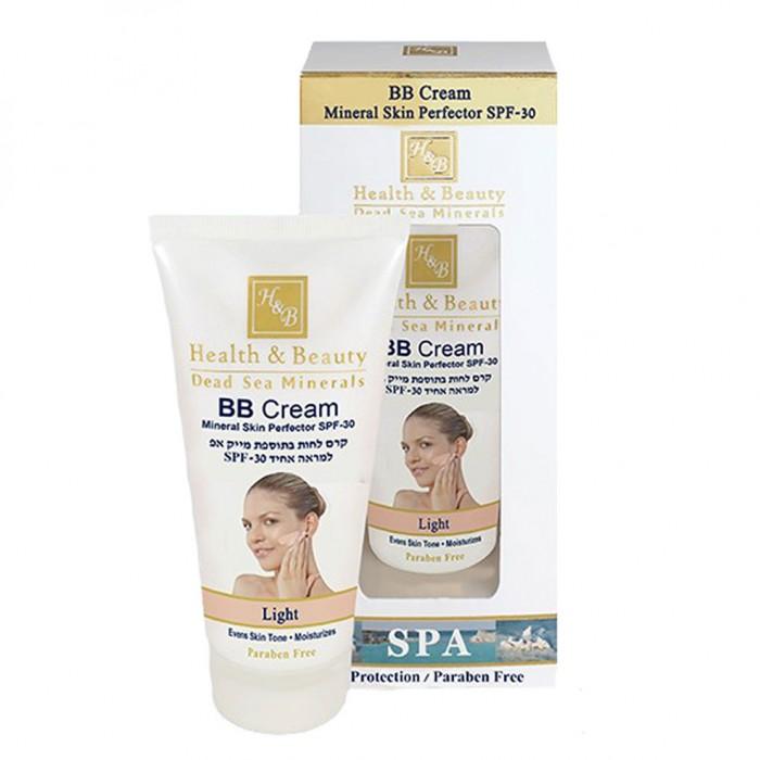Увлажняющий крем для лица с добавлением тонального крема SPF-30 Light Health & Beauty (Хелс энд Бьюти)  , 80 мл
