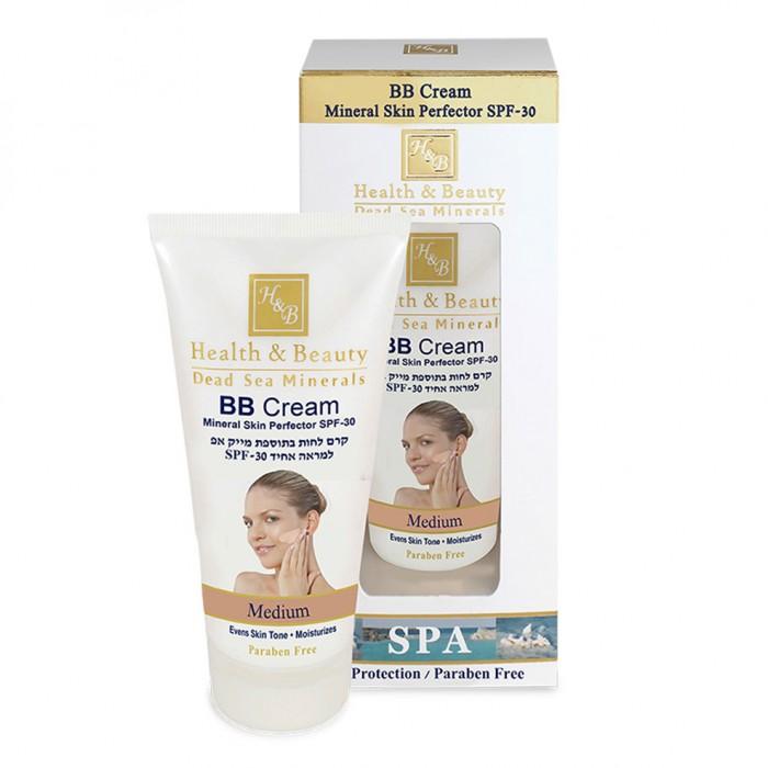 Увлажняющий крем для лица с добавлением тонального крема SPF-30 Medium Health & Beauty (Хелс энд Бьюти)  , 80 мл