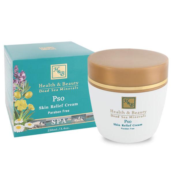 Успокаивающий крем для тела для сухой кожи  Health & Beauty (Хелс энд Бьюти) 250 мл