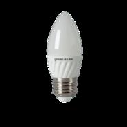 Лампа Gauss LED свеча E27 3W 4100K Ceramic