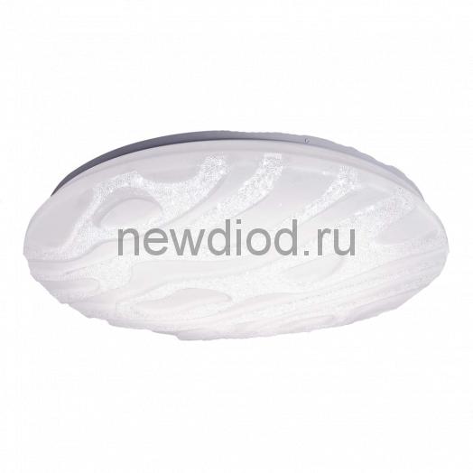 Управляемый светодиодный светильник FANTAZIYA 32W R-400-CRISTAL/SHINY-220-IP20