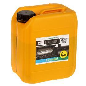 Средство для санитарной обработки техн. оборудования Dirtoff Grill, 4 л
