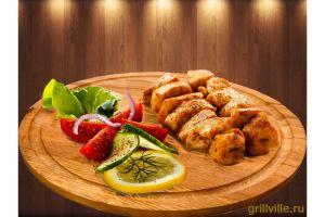 Шашлык из курицы 150г