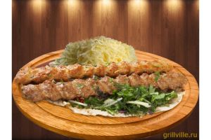 Люля-Кебаб из курицы с сыром 200г