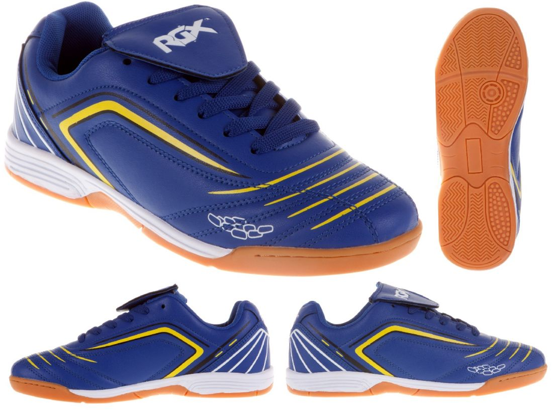 Бутсы футбольные зальные RGX-ZAL-007 blue