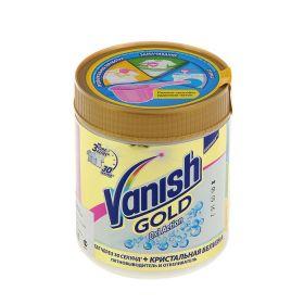 Пятновыводитель Vanish Gold Oxi Action Кристальная белизна, отбеливатель, 500 г