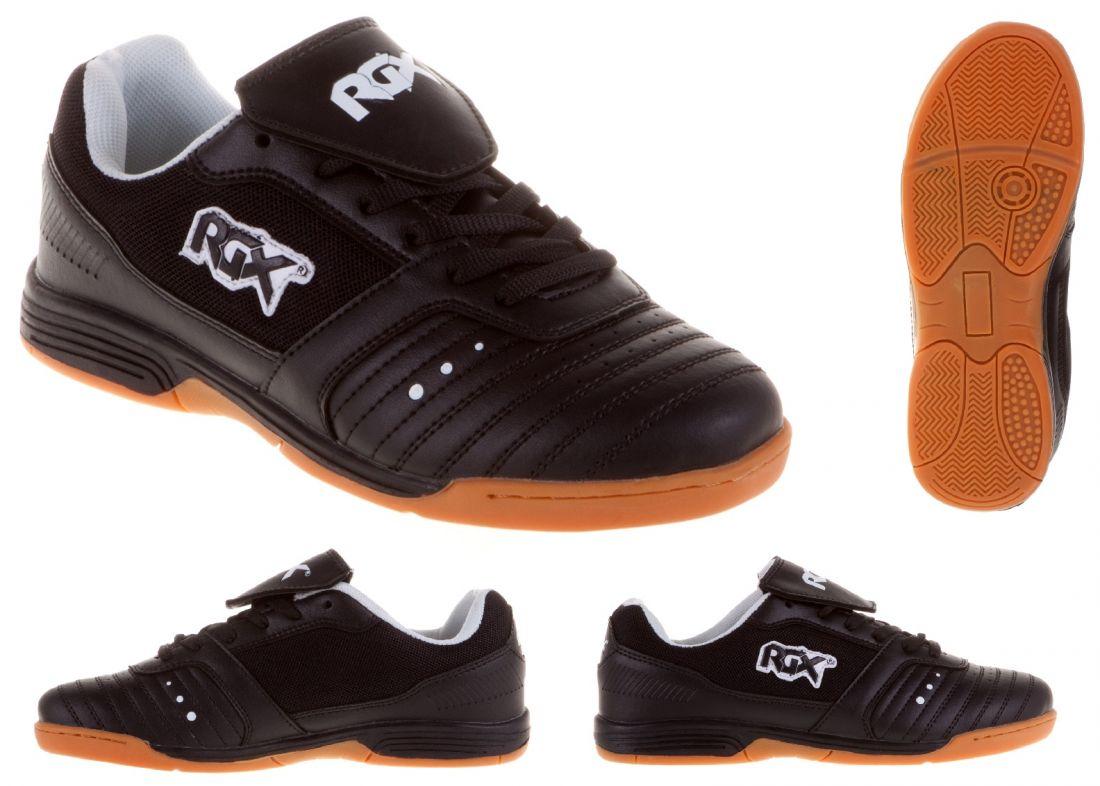 Бутсы футбольные зальные RGX-ZAL-003 black