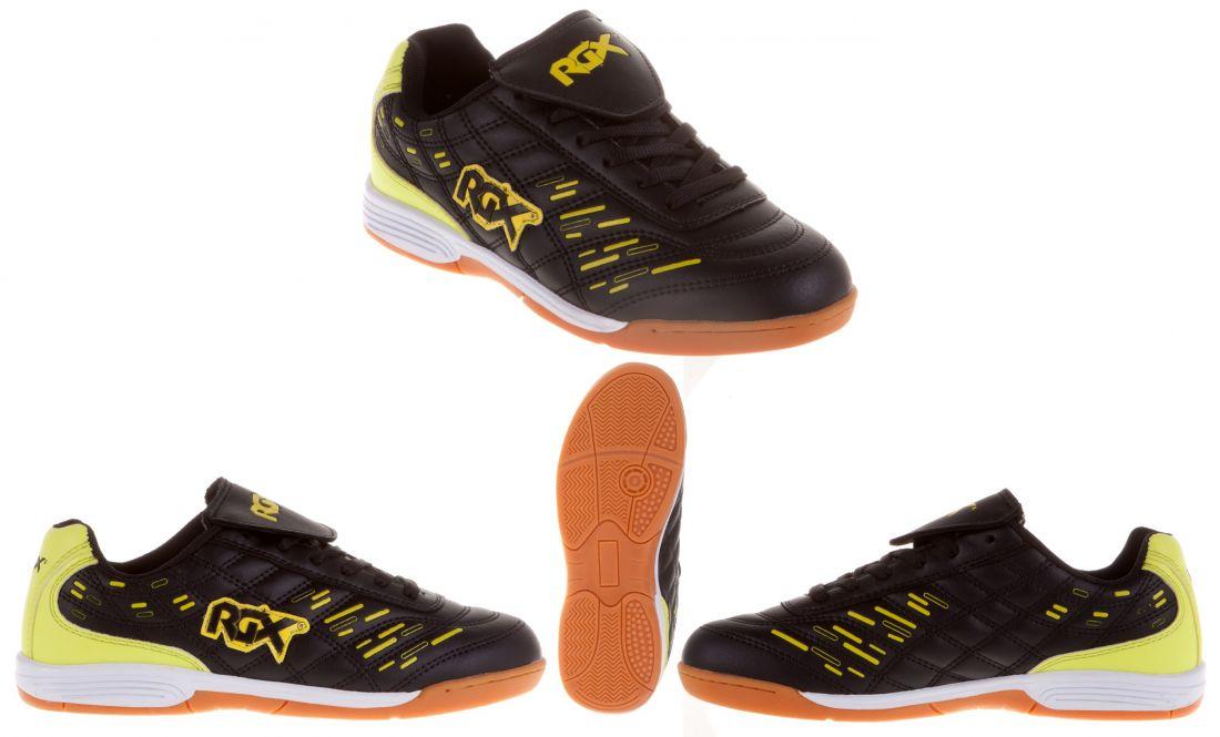 Бутсы футбольные зальные RGX-ZAL-008 black