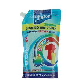 Жидкость для стирки цветных тканей Chirton 1000мл