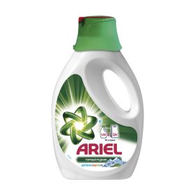 """Жидкий стиральный порошок Ariel """"Горный родник"""", 1,04 л"""