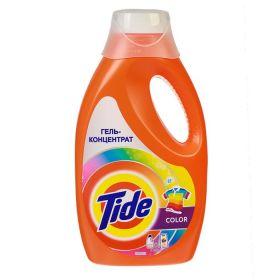 Гель для стирки Tide Color концентрат, 1,235 л