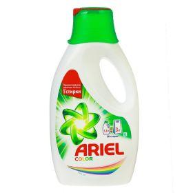 Гель для стирки Ariel Color, 1,3 л