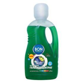 Гель-концентрат Bon для стирки цветного белья, 1,5л