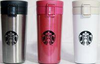 Термостакан Старбакс Starbucks с поилкой 380 мл