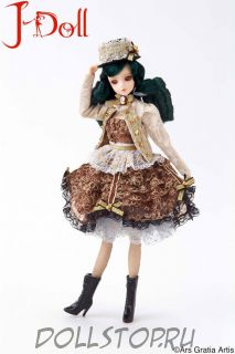 коллекционная кукла J-Doll улица Монкада - J-Doll carrer de Montcada