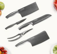 Набор ножей Huo Hou Martial Steel Knife