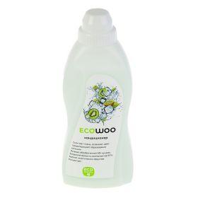 """Кондиционер-ополаскиватель для стирки EcoWoo """"Экзотические фрукты"""", 0,7 л"""