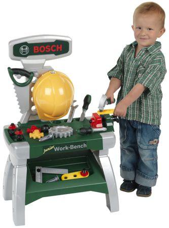 Мастерская Bosch Junior Klein 8612 20 элементов