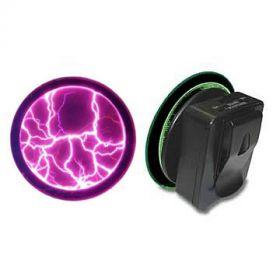 Карманный плазменный диск (фиолетовый)