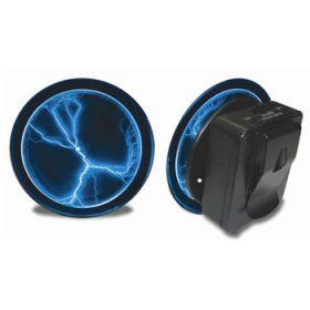 Карманный плазменный диск (синий)