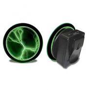 Карманный плазменный диск (зеленый)