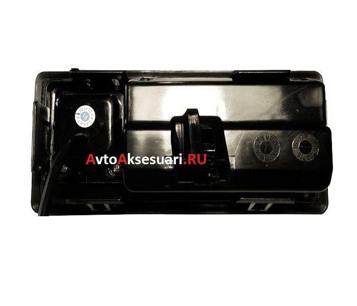 Камера заднего вида в ручку багажника Volkswagen Touareg 2002-2010