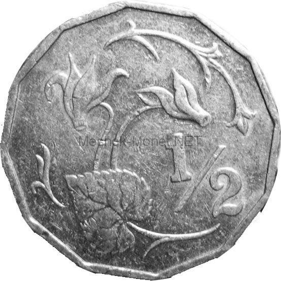 Кипр 1/2 цента 1983 г.