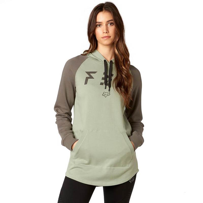 Fox - Avowed Pullover Hoody Sage толстовка женская, зеленая