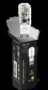 Лампа Gauss LED G9 3W 2700K