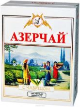 Чай черный AZERCAY 250 гр  с чабрецом Азербайджан