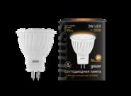 Лампа Gauss LED MR11 3W 2700K