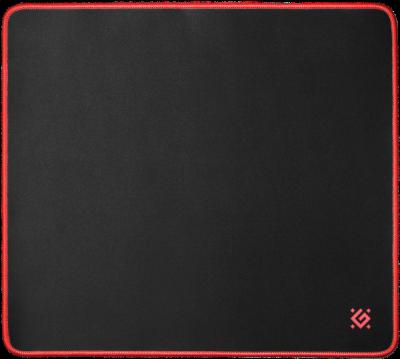 Игровой коврик Black XXL 400x355x3 мм, ткань+резина