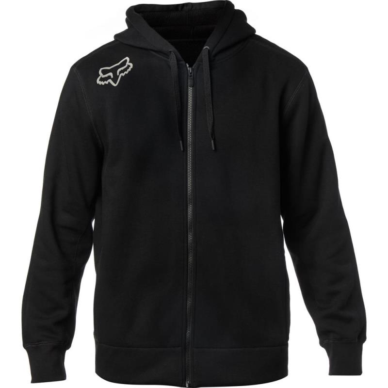 Fox - Reformed Sherpa Zip Fleece Black толстовка, черная