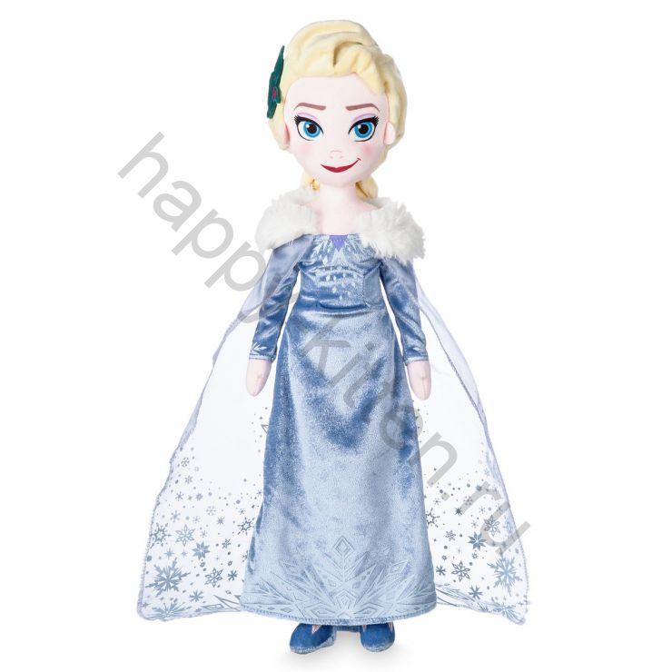 Мягкая кукла Эльза Диснейстор