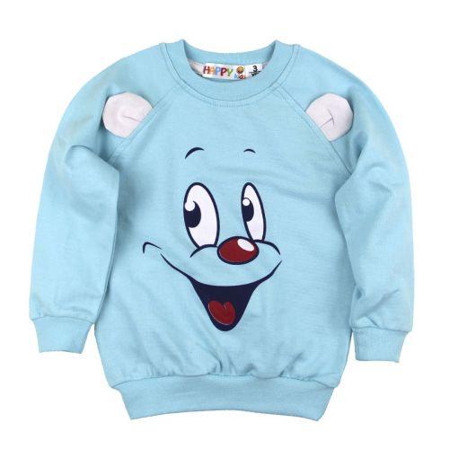 Кофта для мальчика 1-4 Happy Kids HK129