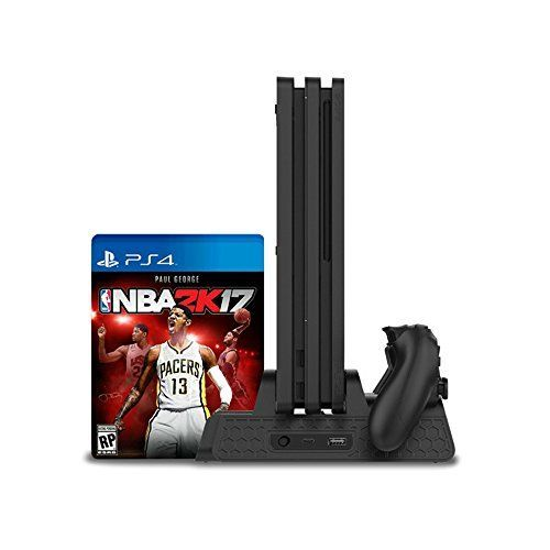 PS4 Slim/Pro Multi-Functional Cooling Stand TP4-882 DOBE