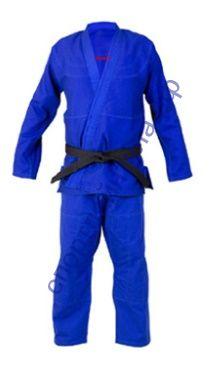 Кимоно дзюдо AMID синее