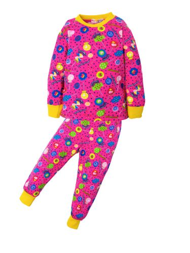 Пижама для девочек 1-5 лет BNU305