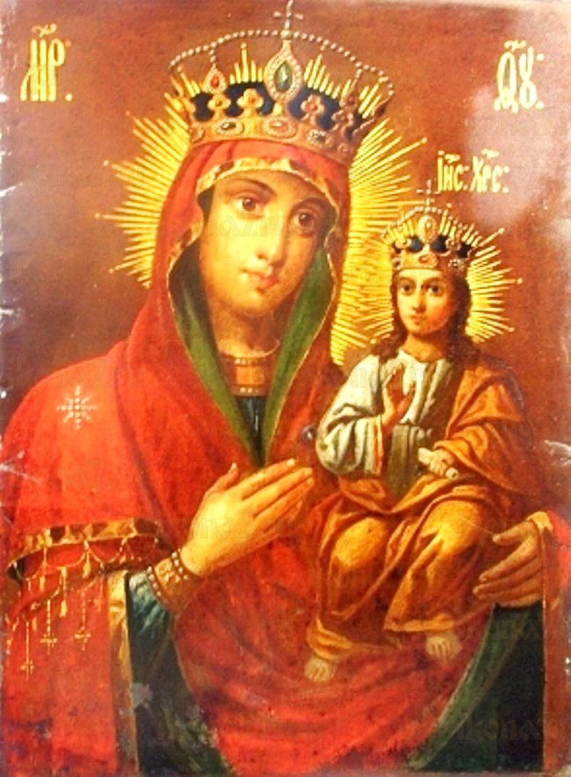 Тупичевская икона Божией Матери (копия старинной)