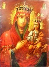 Тупичевская икона БМ (копия старинной)